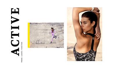 HILLE PHOTOGRAPHERS: Gary Engel for active by Lascana