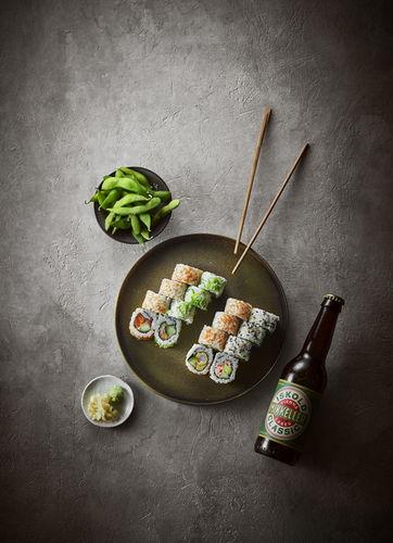 STILLSTARS - Lars Ranek for Letz Sushi