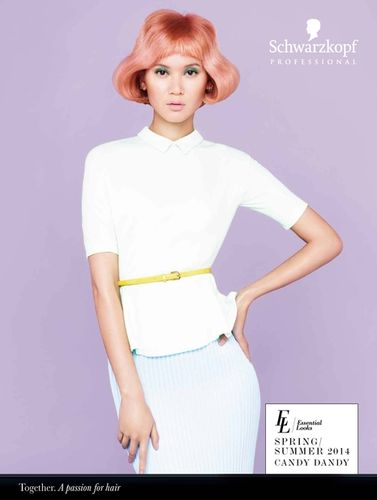 ROBA IMAGES - Essential Looks 1/2014 'Candy Dandy'
