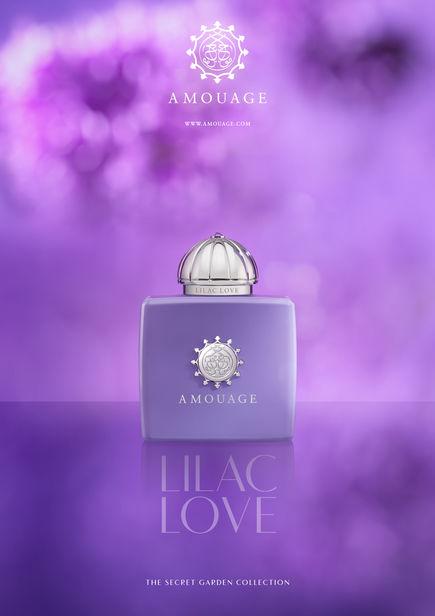 Amouage Perfume shoot by John Bennett
