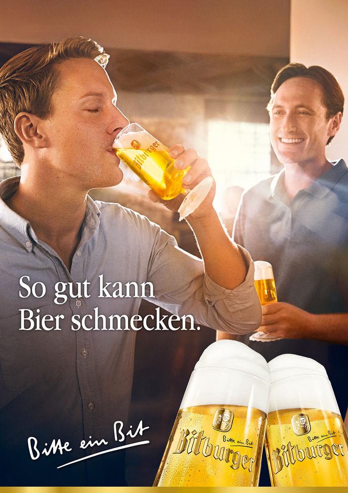 MARLENE OHLSSON PHOTOGRAPHERS – Florian Schüppel –Bitburger Campaign