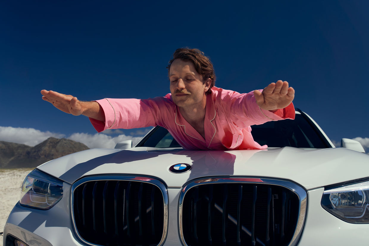 ANATOL GOTTFRIED: Andy Kassier x BMW X3 M Performance
