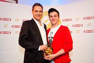 Winner Dinner 2011 : Frank Apel, Christian Urbanski (Ogilvy)