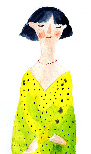 Maria Ruban CAROLINESEIDLER.COM