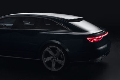 The Audi Prologue Avant for NOAH Magazine