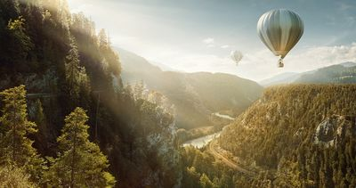 BALLOON BY ENDRE DULIC