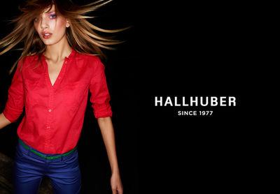 JANVIER BURGER & STASCH GMBH for HALLHUBER