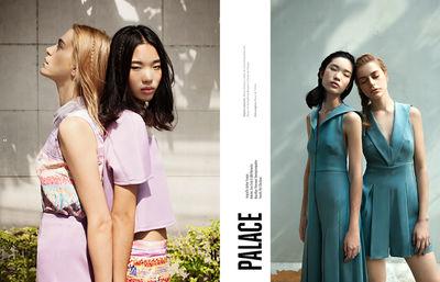 ALYSSA PIZER MANAGEMENT: Nylon Magazine By Ashley Frangie