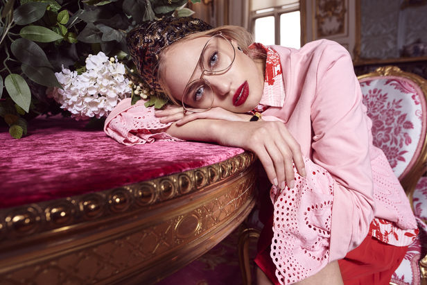 ANDREAS ORTNER : Cosima AUERMANN for RICH & ROYAL