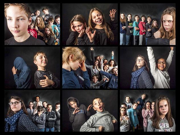 "FESTIVAL LA GACILLY-BADEN PHOTO presents DAS SCHÜLERFESTIVAL ""FESTIVAL PHOTO DES COLLÉGIENS DU MORBIHAN"""