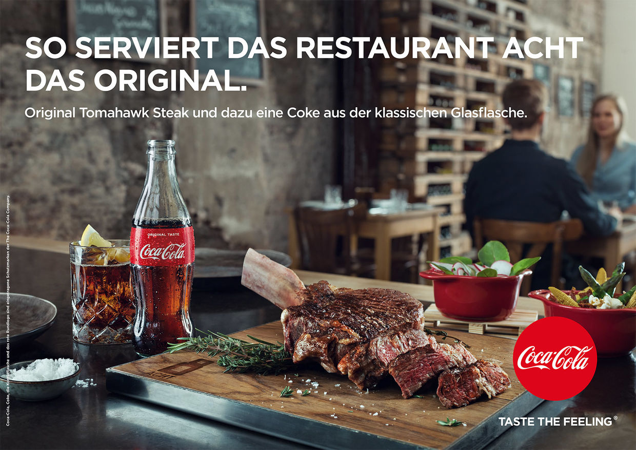 UPFRONT PHOTO & FILM GMBH: René Riis for Coca-Cola