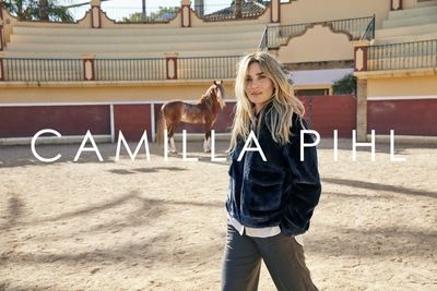 ASA TALLGARD : Autumn Winter Campaign 2019 for CAMILLA PIHL