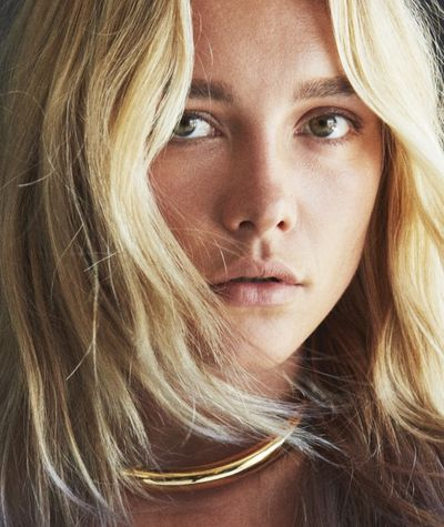 NM PRODUCTIONS: Florence Pugh for S MODA
