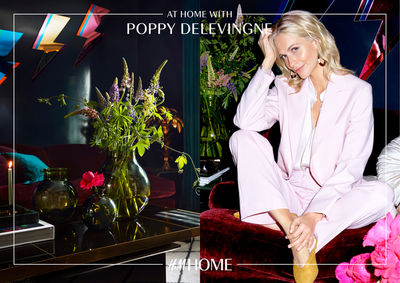 STRANGE CARGO FILM for H&M HOME with Poppy Delevingne