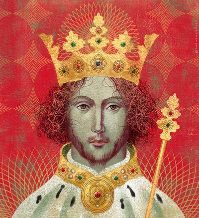 BALBUSSO TWINS - Richard II portrait