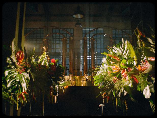 New Artist : Valentina TEINITZER c/o BIGOUDI, Floral Stylist & Botanical Set Designer for Monkey47 Schwarzwald Dry Gin