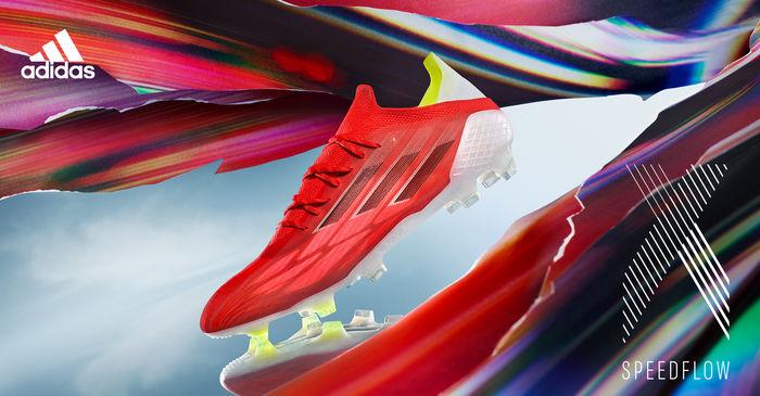 Adidas Speedflow photographed by William Bunce