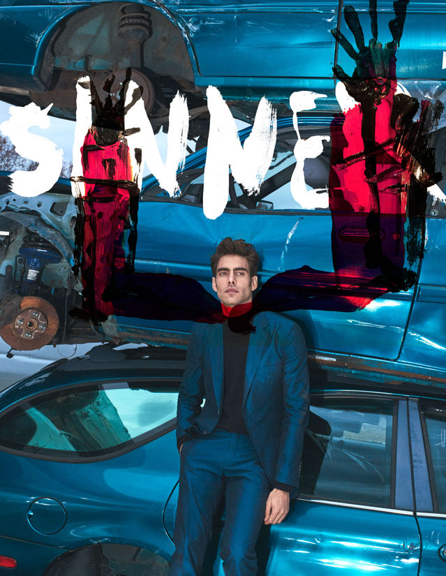 LAMPOON WITH JON KORTAJARENA by HUNTER & GATTI