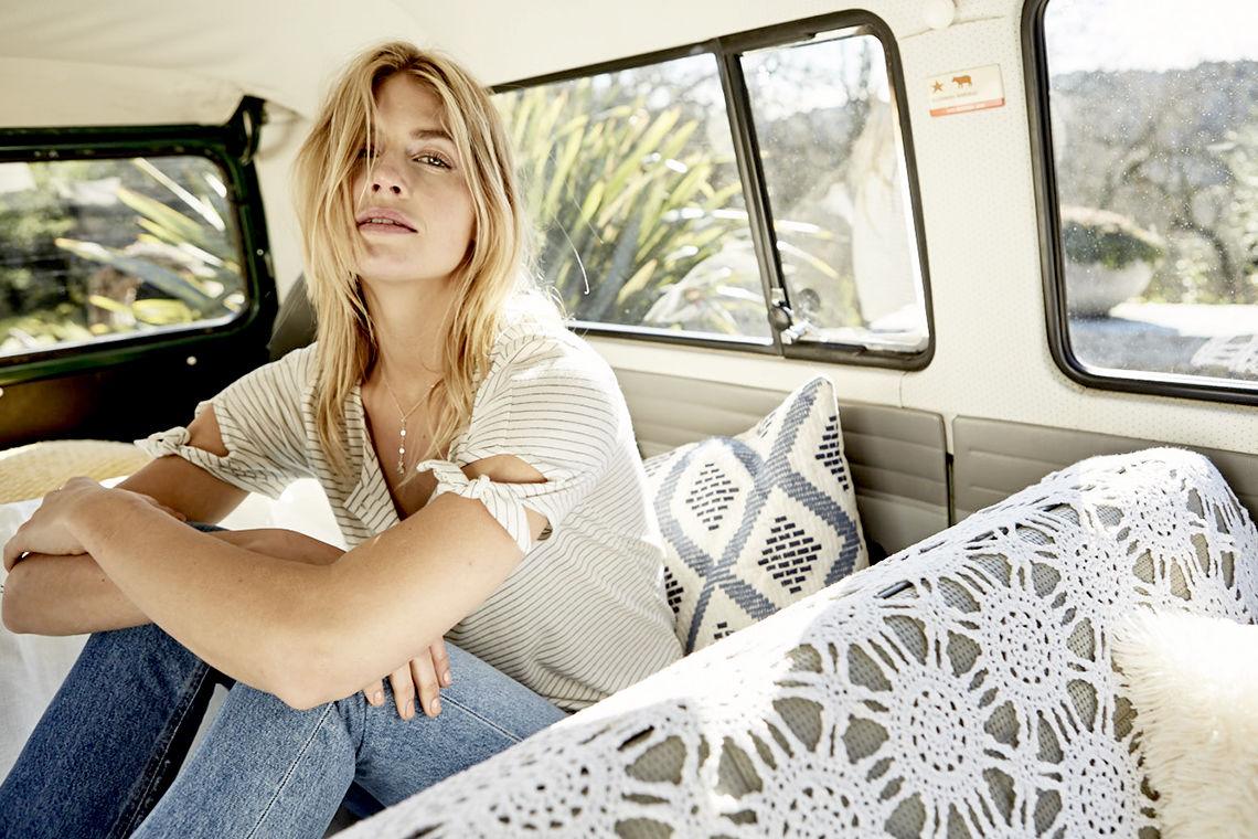 ALYSSA PIZER MANAGEMENT: Ericka McConnell for Amour Vert
