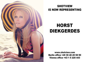 NEW @ SHOTVIEW : Horst DIEKGERDES