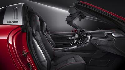 STEFAN EISELE for PORSCHE 911 Targa 4 GTS