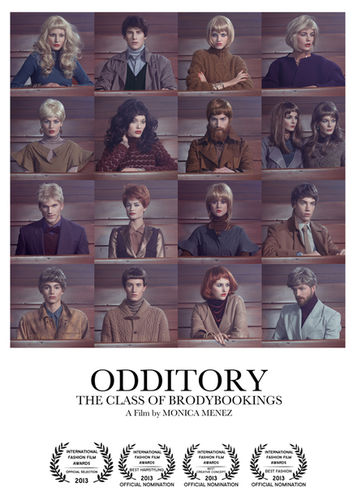 ODDITORY - THE CLASS OF BRODYBOOKINGS