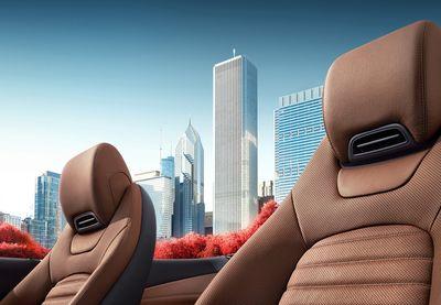 MARKUS WENDLER : Mercedes-Benz C-Class Cabriolét