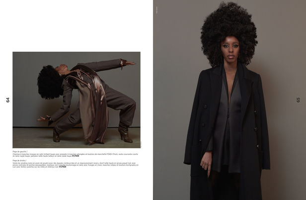 RECOM : FRENCH Magazine - Title + Editorial 09-2021