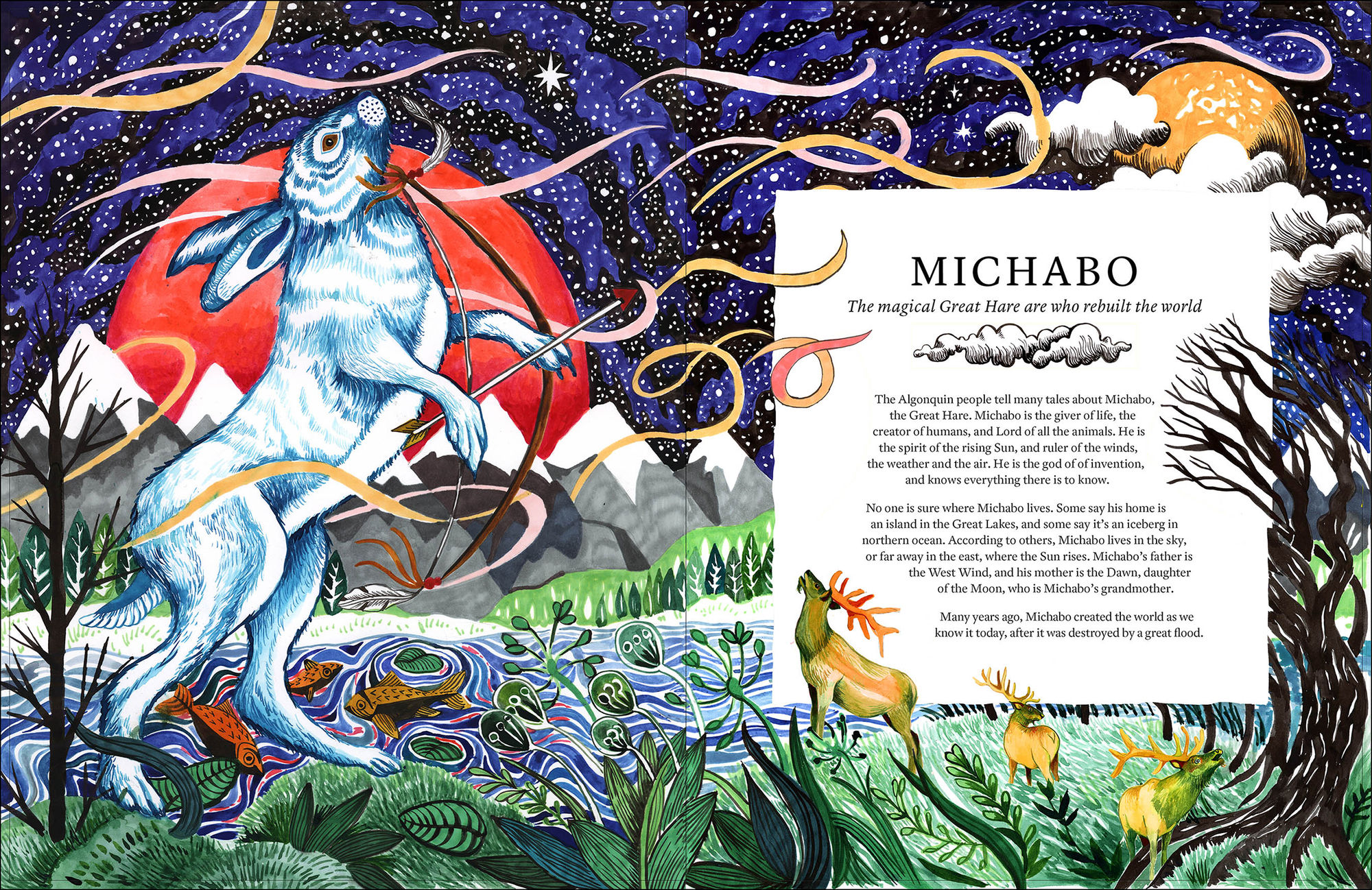 'Mythopedia - An Encyclopedia of Mythical Beasts and Their Magical Tales' by Good Wives and Warriors c/o 2AGENTEN