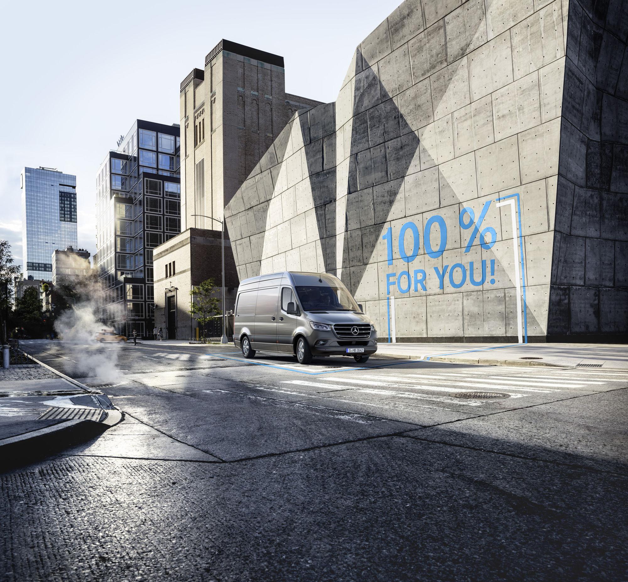 LUKAS LINDEMANN ROSINSKI for Mercedes-Benz Vans