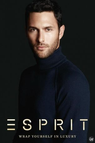 LOUISA MODELS : Noah MILLS for ESPRIT