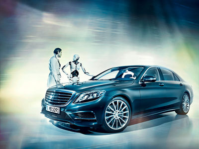 SUBLIME POSTPRODUCTION for MERCEDES-BENZ MAGAZINE