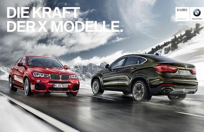 BMW xDrive Campaign