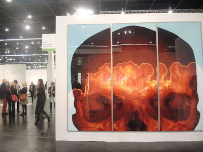 ART COLOGNE 2014 : Galerie Wilma Tolksdorf