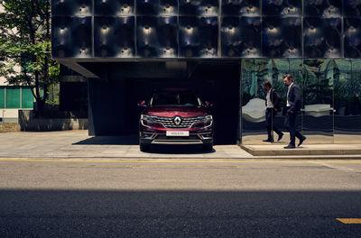 Andreas Hempel for Renault Koleos