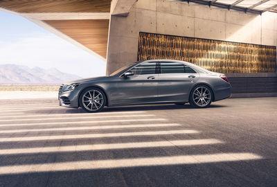 RECOM : Mercedes-Benz S-Class Campaign