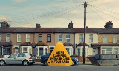 TODD ANTONY : shot for the DVLA in the UK (Driver and Vehicle Licensing Authority) using a combination of photography and CGI