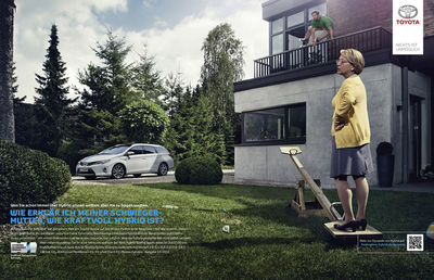 FRITHJOF OHM & PRETZSCH for TOYOTA