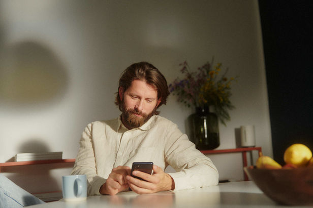 """Felix Wittich für Tchibo Mobil, """"Alles im Griff"""""""