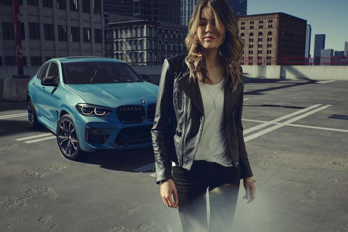 """SEVERIN WENDELER: BMW X4 M """"CGI Project - REAL VISION"""" MP Curtet c/O Severin Wendeler x Curve Digital"""