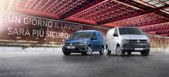 STEFANO MORINI for VW Italy