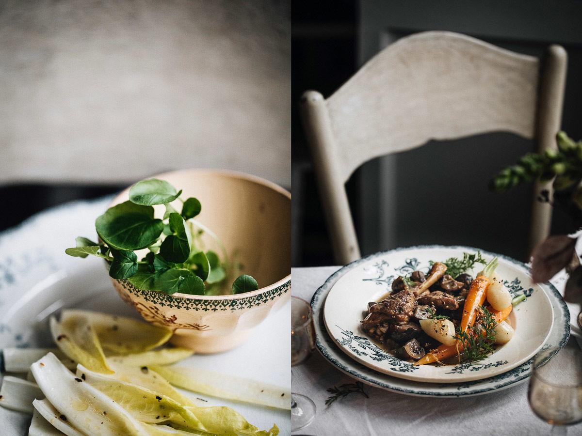 Französische Küche für \'Paris im Regen\' im SISTER Magazin - die ...