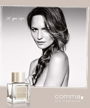 OFENSTEIN WERBEAGENTUR for COMMA FRAGRANCES