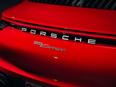 Porsche 911 Carrera by VICTOR JON GOICO for Porsche AG