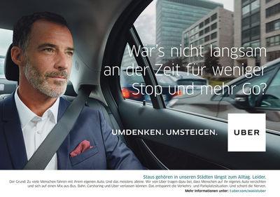 Thomas Schwoerer für UBER