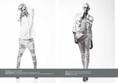 SUZANA SANTALAB for ISSUE Magazine
