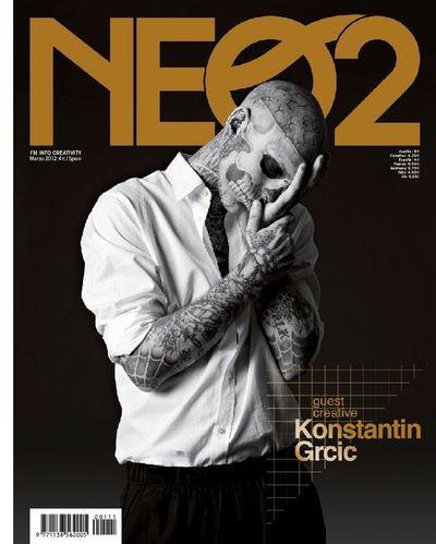 IZAIO MODELS : Rick GENEST for NEO2