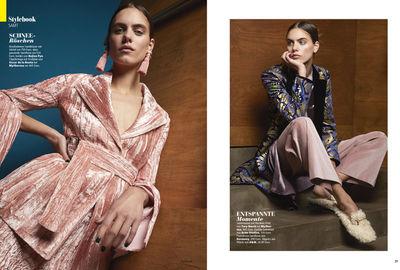 NINA KLEIN, Melanie Schoene, Stylebook,  For Softies Only