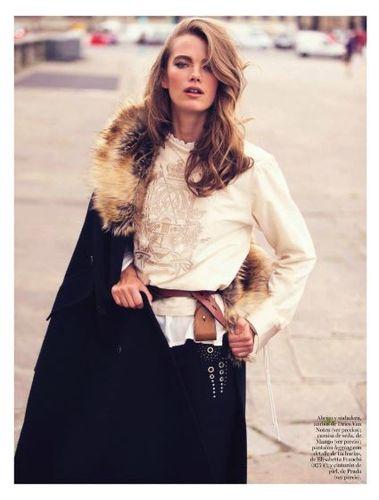 Mathilde Brandi for VOGUE Spain