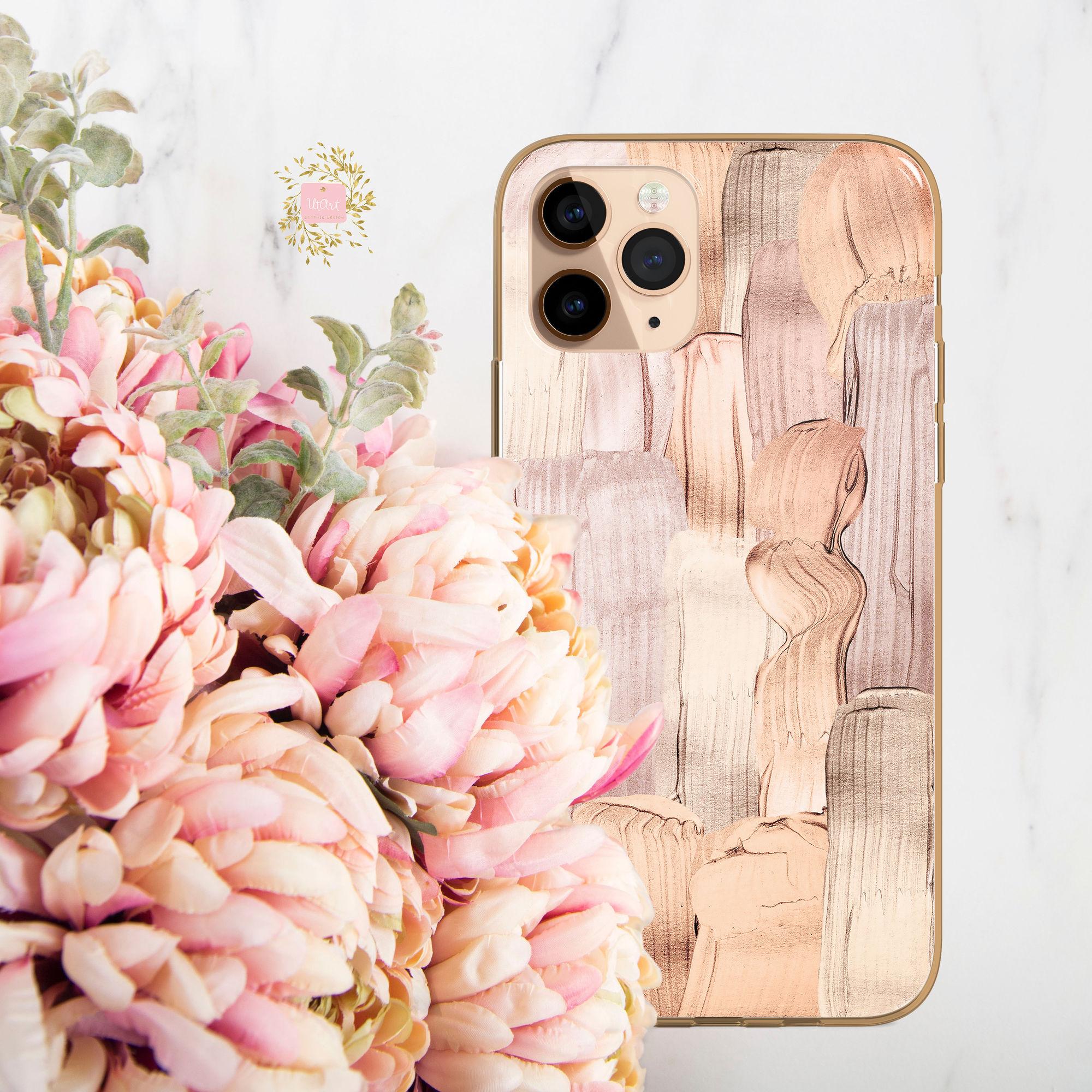 UTART Girly  Stroke Art Phone Case